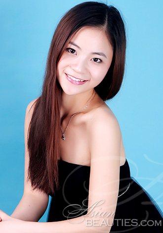 China Beautiful Singer Li Ya Sha (Sasha) - I am an Asian Girl